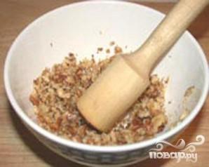 Суп гороховый с орехами - фото шаг 3