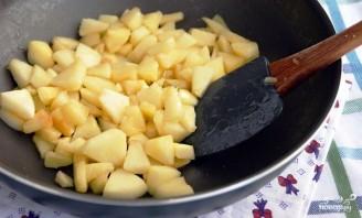 Яблочная галета - фото шаг 4