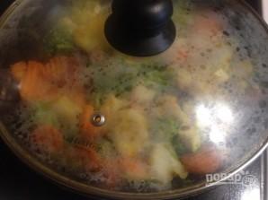 Овощи карри - фото шаг 8
