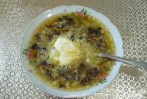 Грибной суп с картофелем - фото шаг 4