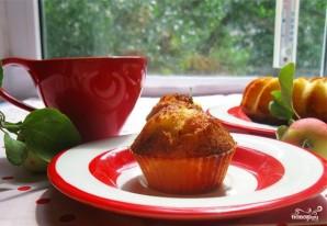 Маффины с творогом и яблоками - фото шаг 4