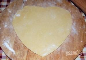 Сладкий пирог на День Святого Валентина - фото шаг 8