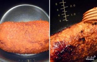 Пастрома из куриной грудки в мультиварке - фото шаг 5