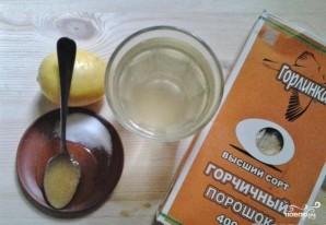 Горчица на рассоле из помидоров - фото шаг 1