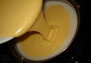 Крем яичный для торта - фото шаг 5