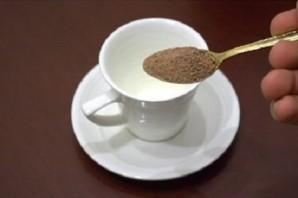 Кофе по-венски - фото шаг 1