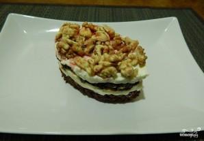 Пирожное с черносливом - фото шаг 5