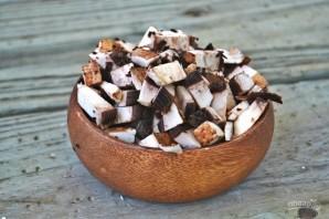 Лепешки с грибами и картошкой - фото шаг 5