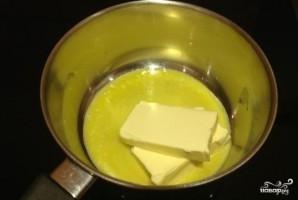 Торт йогуртовый с фруктами - фото шаг 3
