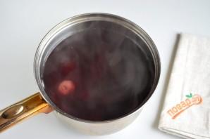 Компот из фруктов и ягод: 3 рецепта - фото шаг 10