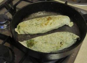 Армянские пирожки с зеленью - фото шаг 6