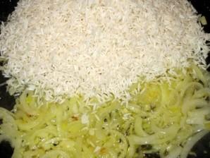 Каша рисовая с говядиной - фото шаг 4