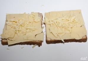 Тосты с сыром - фото шаг 2