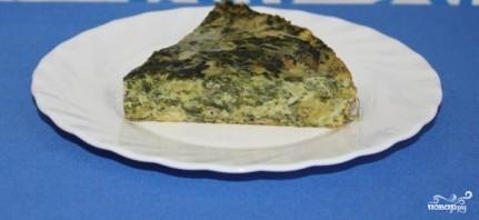 Запеканка из брокколи и шпината - фото шаг 7