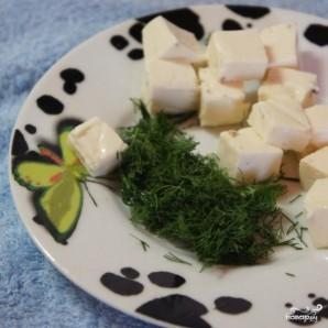 Овощной суп-пюре с креветками - фото шаг 6