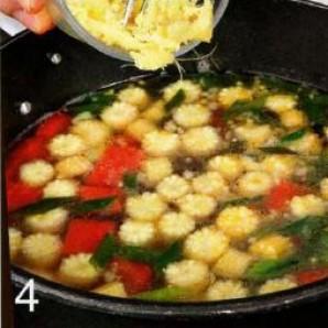 Суп куриный с кукурузой  - фото шаг 4