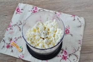 Простой рецепт творожной запеканки в духовке - фото шаг 3