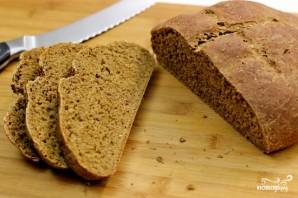 Черный хлеб - фото шаг 11