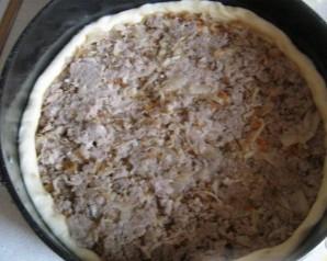 Тесто для пирога с фаршем - фото шаг 5