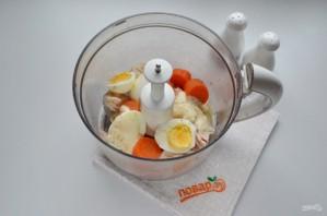 "Закуска ""Хрустящие шарики"" - фото шаг 2"