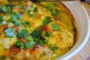 Филе курицы в сметанном соусе - фото шаг 5