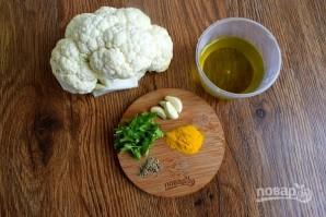Восхитительный рис из цветной капусты - фото шаг 1