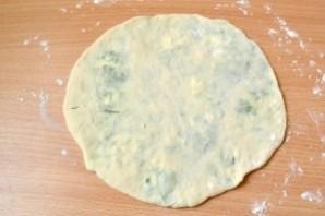 Хычины с сыром - фото шаг 8