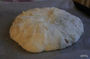 Домашний хлеб с луком - фото шаг 6