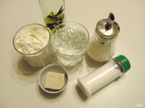 Постное тесто для пирога - фото шаг 1