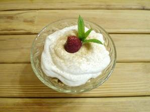 Сметанный десерт с ягодами - фото шаг 8