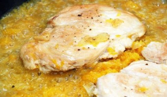 Курица с имбирем - фото шаг 5