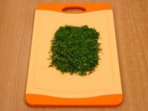Цветная капуста с баклажанами - фото шаг 4