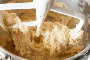 Кокосовое печенье с шоколадом - фото шаг 3