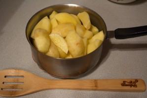 Свинина, тушеная с картошкой - фото шаг 3