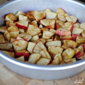 Яблочный торт - фото шаг 4
