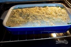 Рыбная запеканка со шпинатом - фото шаг 7
