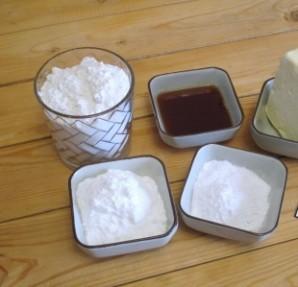 Печенье рассыпчатое - фото шаг 1