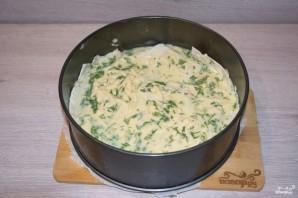 Пирог из лаваша с сыром в духовке - фото шаг 9