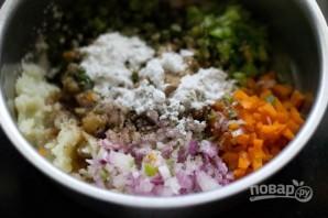 Овощные горячие бутерброды - фото шаг 3