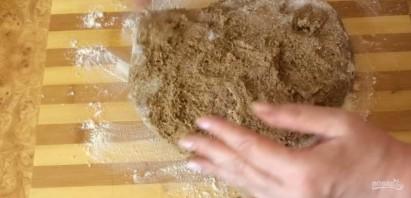 "Немецкий хлеб ""Пумперникель"" - фото шаг 3"