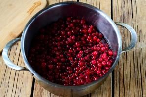 Джем из красной смородины на зиму (быстрый) - фото шаг 3