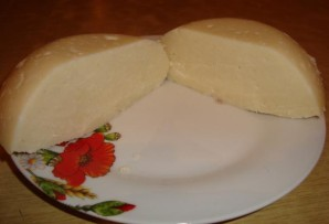 Сыр обезжиренный в домашних условиях - фото шаг 5