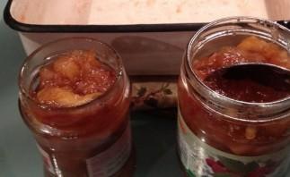 Варенье из яблок в духовке - фото шаг 8