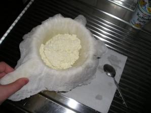 Сыр из молока в домашних условиях - фото шаг 4