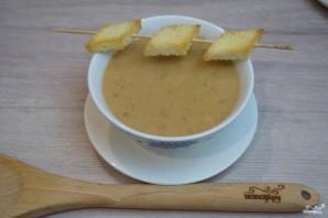 Суп с запеченными баклажанами - фото шаг 6