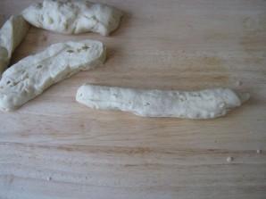 Гриссини с сыром - фото шаг 4