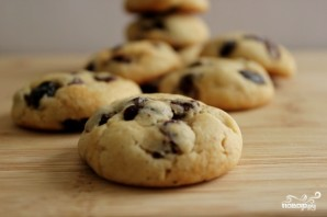 Печенье с изюмом - фото шаг 6