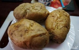 Крошка-картошка дома в духовке - фото шаг 1