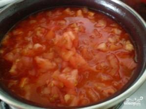 Суп с креветками - фото шаг 7