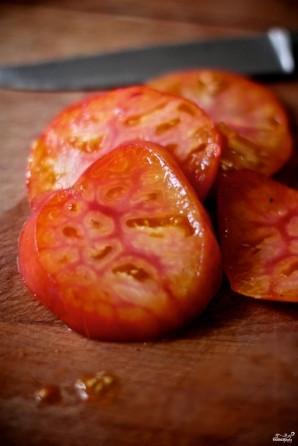 Сэндвичи с помидорами - фото шаг 5